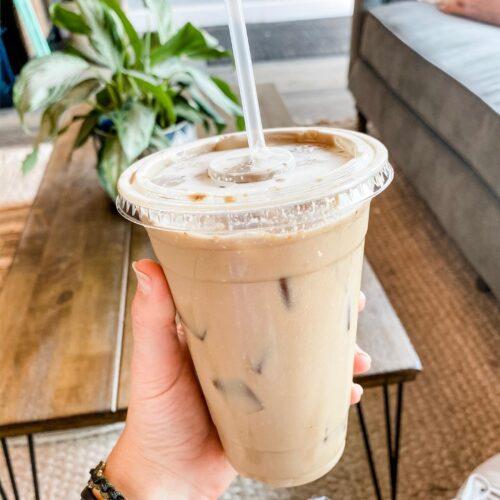 Protein Coffee@ Raise the Bar